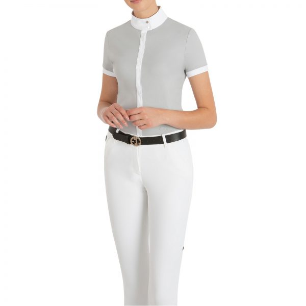 P07656 Camicia Donna Eulae Front