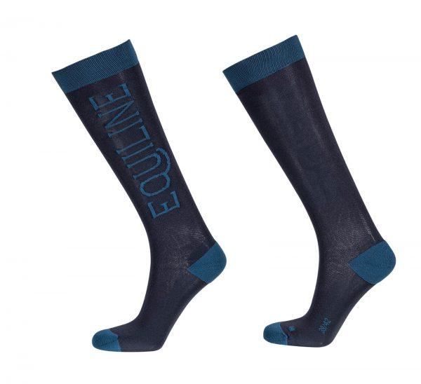 T11318 Calze Elene Blu